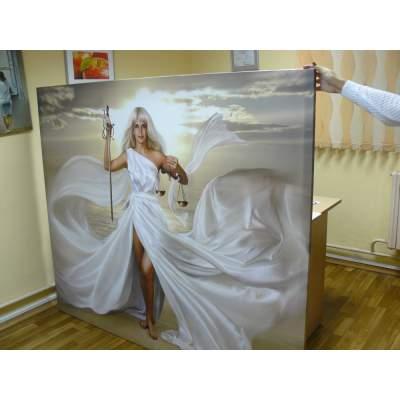 Печать картин Ярославль | нанесение на ткань и стекло