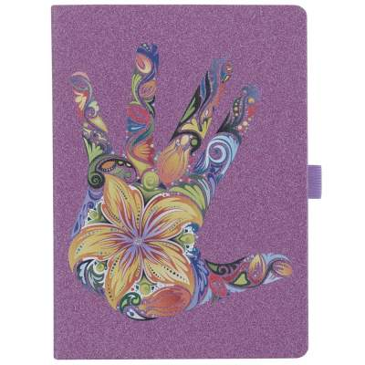 Цветная печать на ежедневниках
