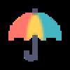 Зонты с нанесением символики и логотипа компании
