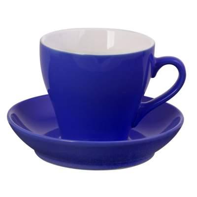 Чайная пара с логотипом компании