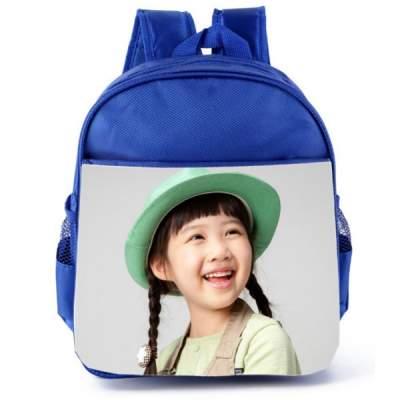 Детский рюкзак с фотопечатью
