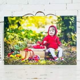 фотография на холсте в подарок