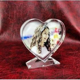 Кристалл в виде сердца