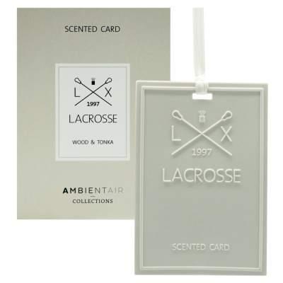 Купить Карточка ароматическая Wood & Tonka с нанесением 410р.