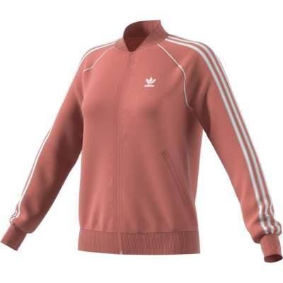 Купить Куртка тренировочная женская на молнии SST TT с нанесением 4990р.