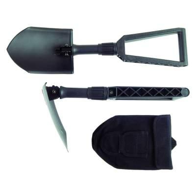 Купить Лопата складная Plow Flow с нанесением 4990р.