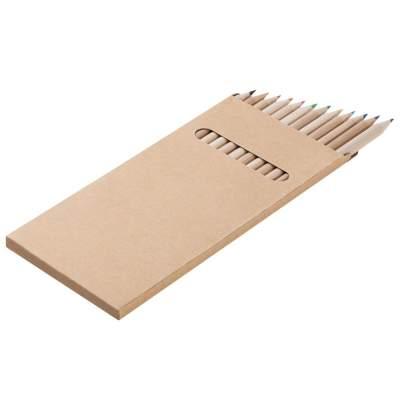 Купить Набор карандашей Pencilvania Maxi с нанесением 100р.