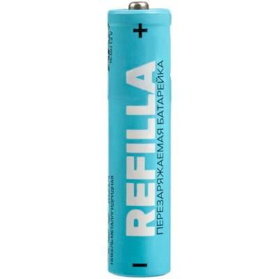 Набор перезаряжаемых батареек Refilla AAA, 450 мАч