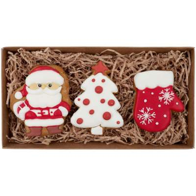 Набор печенья Santa's Cookies