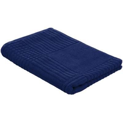 Полотенце Farbe, среднее, синее