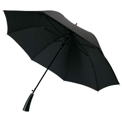 Купить Зонт-трость с фактурной тканью Ricardo с нанесением 3285р.
