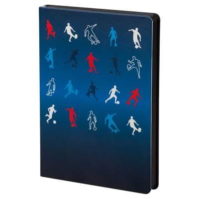 Купить Ежедневник «Футболисты» с нанесением 399р.
