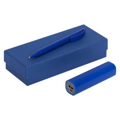 Купить Набор Couple: аккумулятор и ручка с нанесением 689р.