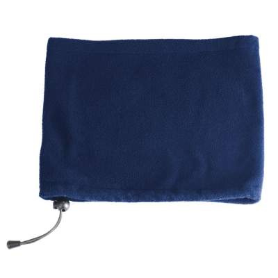 Шапка-шарф с утяжкой BLIZZARD, темно-синяя