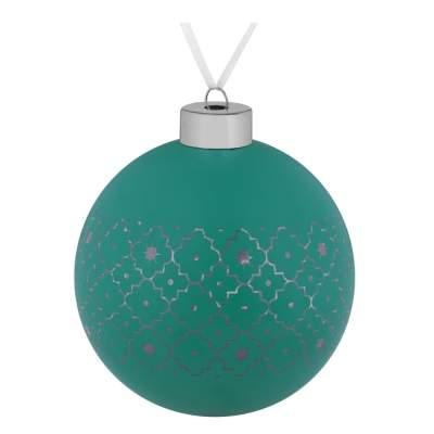 Купить Елочный шар Chain, 10 см с нанесением 220р.