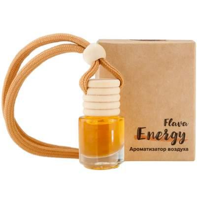 Купить Ароматизатор воздуха Flava Energy, цитрус с нанесением 120р.