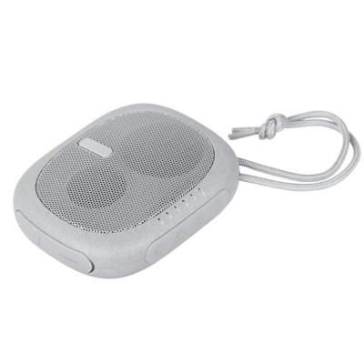 Купить Беспроводная Bluetooth колонка c внешним аккумулятором Pebble с нанесением 1890р.