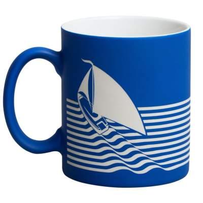 Купить Кружка Sea с покрытием софт-тач и гравировкой с нанесением 250р.