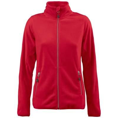 Купить Куртка флисовая женская TWOHAND с нанесением 2300р.