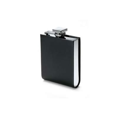 Купить Фляжка Giorgio, черная с нанесением 2950р.