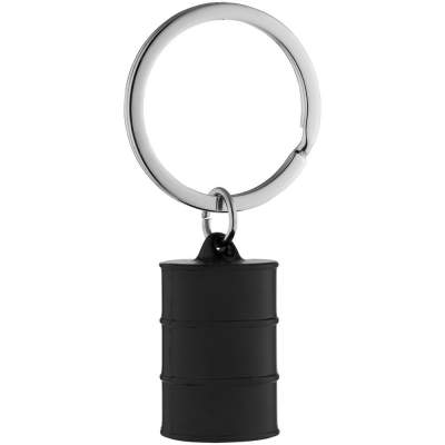 Брелок Barrel, черный