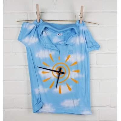 Купить Часы «Рубашка» с нанесением 12270р.