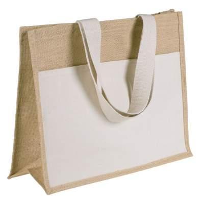 Купить Холщовая сумка Fiona с нанесением 449р.