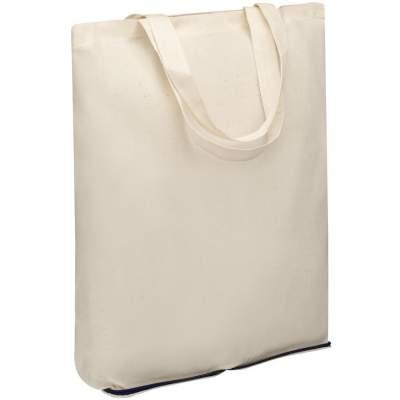 Купить Складная холщовая сумка с нанесением 199р.