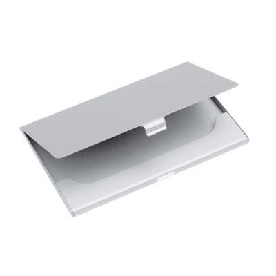 Купить Футляр для визиток Aluminum с нанесением 168р.