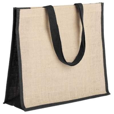Купить Холщовая сумка для покупок Bagari с нанесением 299р.