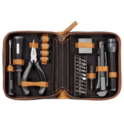 Купить Набор инструментов в чехле Standart с нанесением 1699р.