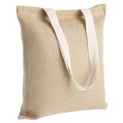 Купить Холщовая сумка на плечо Juhu с нанесением 199р.