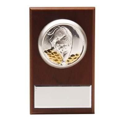 Купить Плакетка малая «Тигр на монетах» с возможностью персонализации с нанесением 732р.