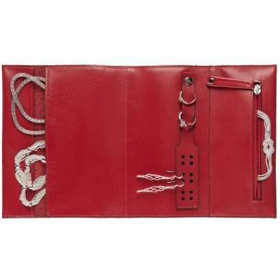 Органайзер для украшений Apache, красный