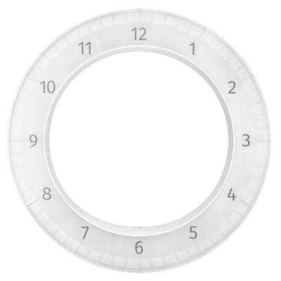 Купить Часы настенные The Only Clock с нанесением 17634р.