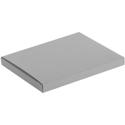 Упаковка под ежедневник 15,5х21 см, серая