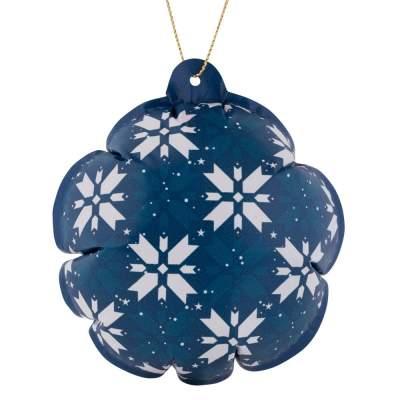 Купить Новогодний самонадувающийся шарик «Скандик» с нанесением 80р.
