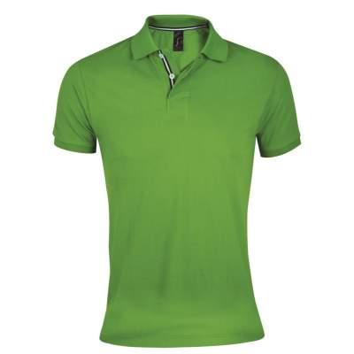 Рубашка поло мужская PATRIOT 200, зеленая