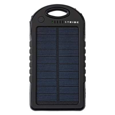 Внешний аккумулятор Harthill 5000 мАч с солнечной батареей