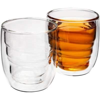 Купить Набор стаканов Elements Wood с нанесением 1638р.