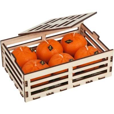 Набор свечей Citrus Box