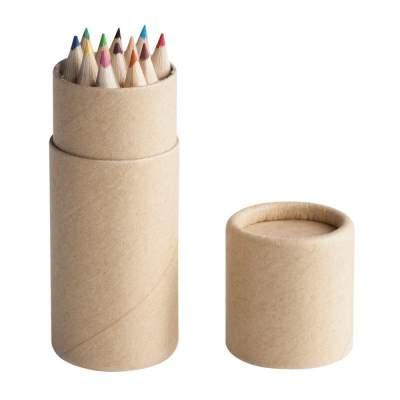 Купить Набор карандашей Pencilvania Tube с нанесением 70р.