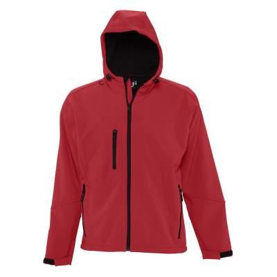 Купить Куртка мужская с капюшоном Replay Men 340 с нанесением 4087р.