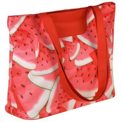 Купить Пляжная сумка «Сочный арбуз» с нанесением 399р.