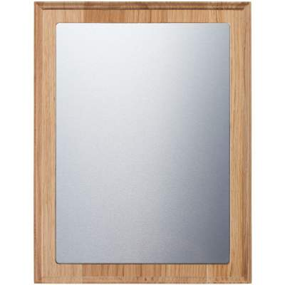 Плакетка Noble Silver, светлый дуб, ver. 2