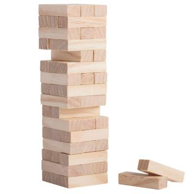 Купить Игра «Деревянная башня мини» с нанесением 289р.