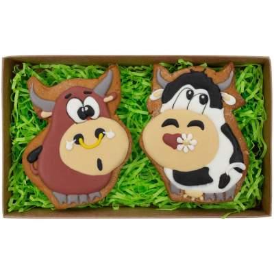 Набор печенья Cookie Moo