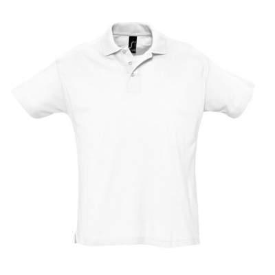 Купить Рубашка поло мужская SUMMER 170 с нанесением 697р.