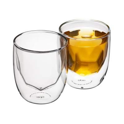 Купить Набор малых стаканов Elements Metal с нанесением 1364р.