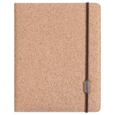 Купить Папка Sobreiro формата А4 c блокнотом с нанесением 1215р.